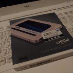 NEC LaVie HS150が遅すぎるのでSSD化してみた